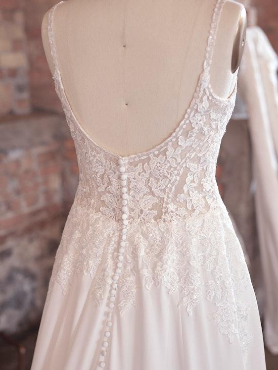 Maggie Sottero Wedding Dress Agnes 21MS821A01 Alt104