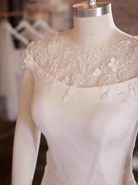 Maggie Sottero Wedding Dress Akari JKA21MC847 Alt102