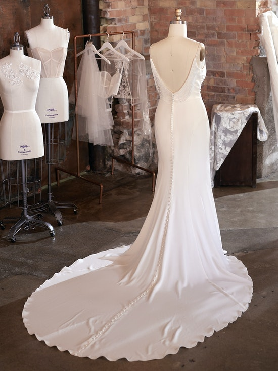 Maggie Sottero Wedding Dress Alberta 21MS765A01 Alt103