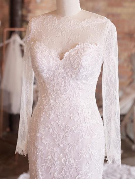 Maggie Sottero Wedding Dress Amerys JK021MW869 Alt101
