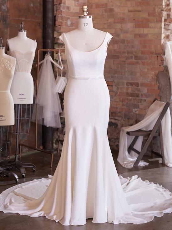 Maggie Sottero Wedding Dress Astley 21MW751A01 Alt100