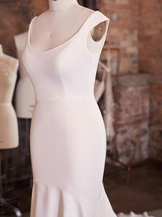 Maggie Sottero Wedding Dress Astley 21MW751A01 Alt101