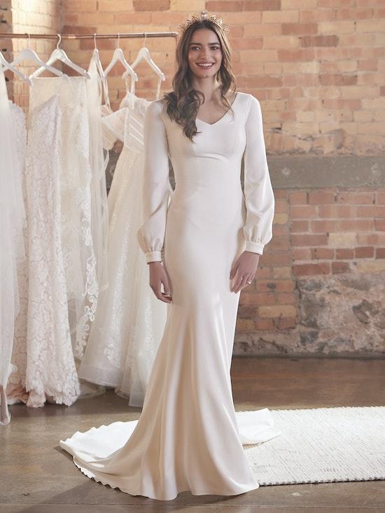 Maggie Sottero Wedding Dress Azarliah 21MS794B01 Alt050