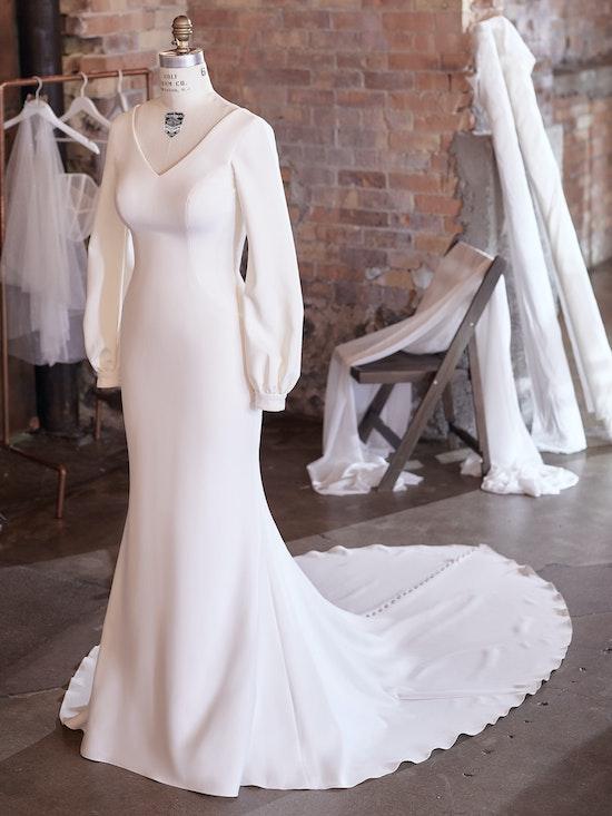 Maggie Sottero Wedding Dress Azarliah 21MS794B01 Alt100