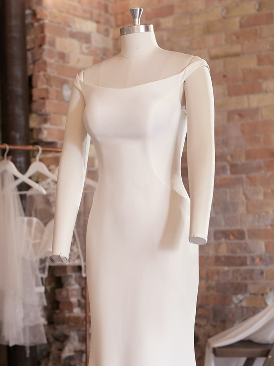 Maggie Sottero Wedding Dress Bevan 21MW837A01 Alt100