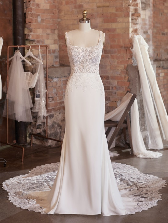 Maggie Sottero Wedding Dress Cairo 21MC814A01 Alt100