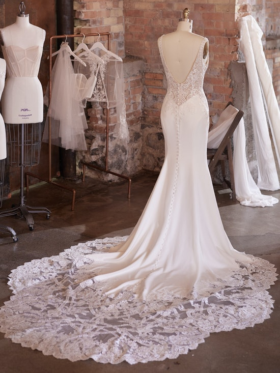 Maggie Sottero Wedding Dress Cairo 21MC814A01 Alt103