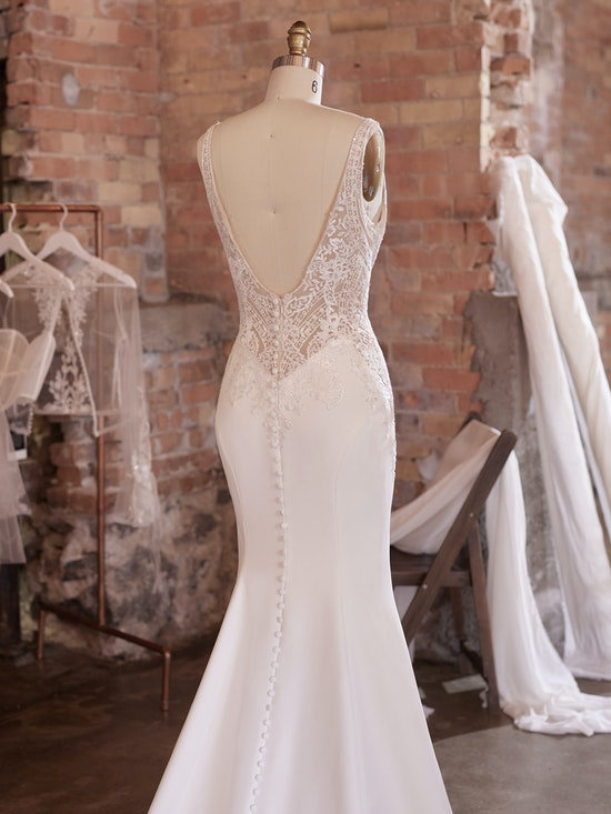 Maggie Sottero Wedding Dress Cairo 21MC814A01 Alt104