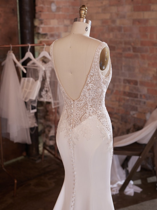 Maggie Sottero Wedding Dress Cairo 21MC814A01 Alt105