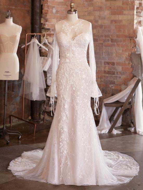 Maggie Sottero Wedding Dress Charmaine JK021MK371000 Alt100