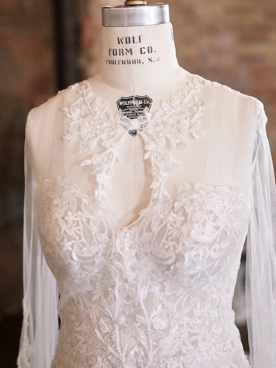 Maggie Sottero Wedding Dress Charmaine JK021MK371 Alt102