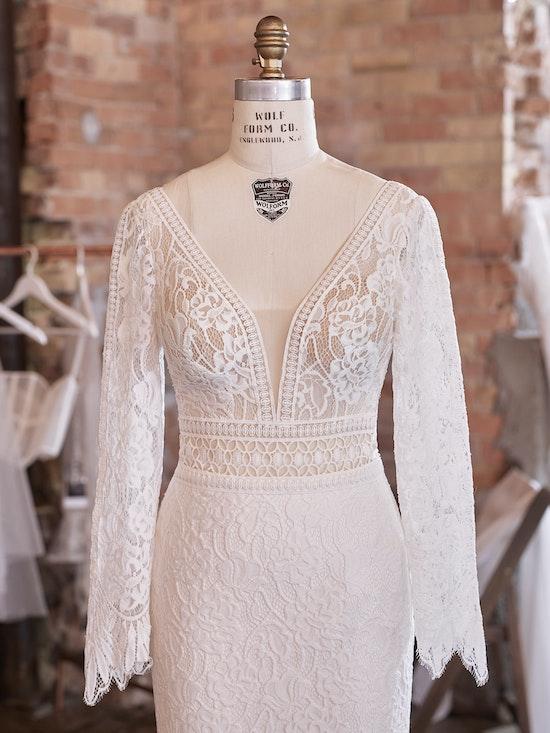 Maggie Sottero Wedding Dress Drita 21MK868A11 Alt100