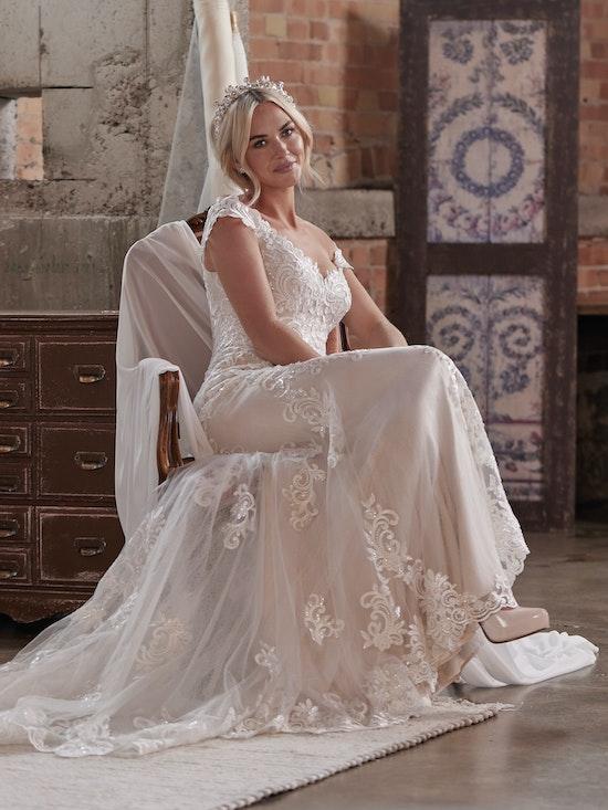 Maggie Sottero Wedding Dress Edison 21MT819A01 Alt050