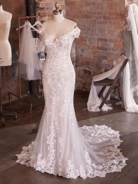 Maggie Sottero Wedding Dress Edison 21MT819A01 Alt100