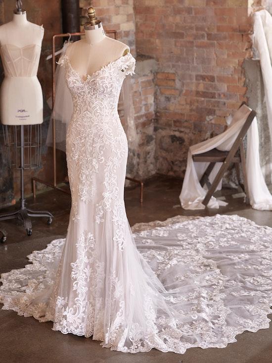Maggie Sottero Wedding Dress Edison 21MT819A01 Alt101