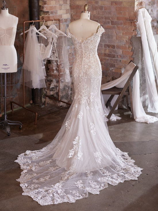 Maggie Sottero Wedding Dress Edison 21MT819A01 Alt103