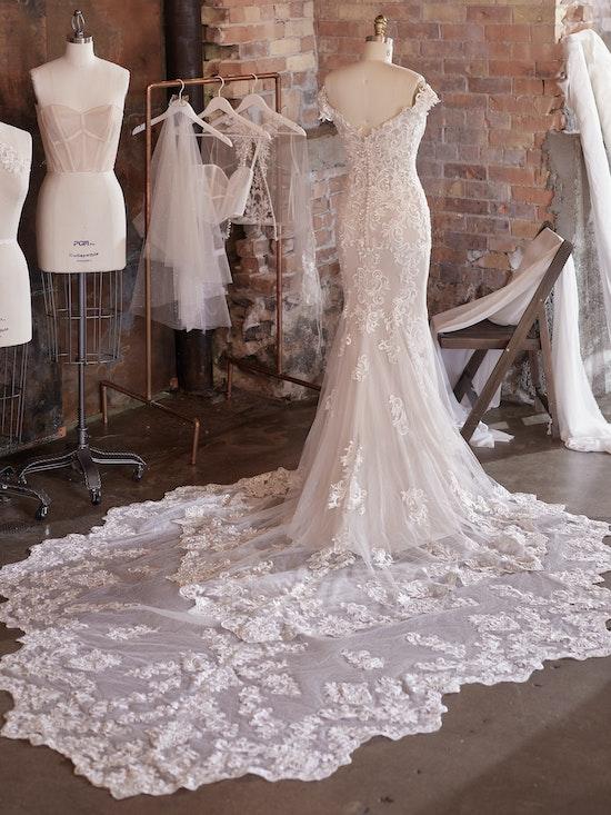 Maggie Sottero Wedding Dress Edison 21MT819A01 Alt104