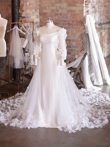 Maggie Sottero Wedding Dress Eldridge DT021MS840 Alt101