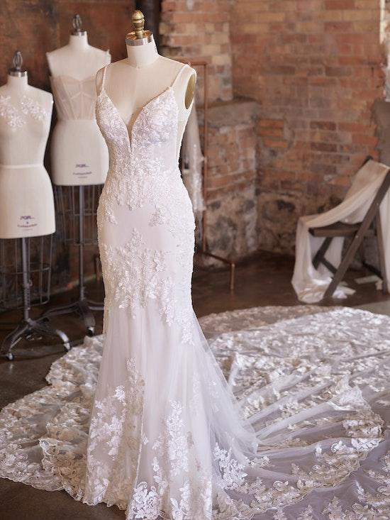 Maggie Sottero Wedding Dress Fontaine 21MZ767A01 Alt100