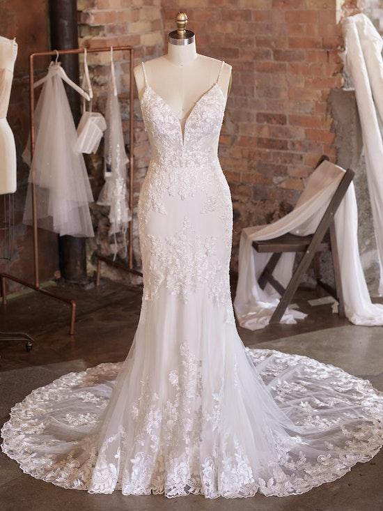 Maggie Sottero Wedding Dress Fontaine 21MZ767A01 Alt103