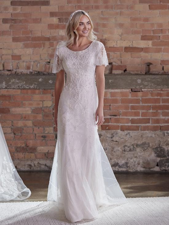 Maggie Sottero Wedding Dress Garnett 21MT858A01 Alt050