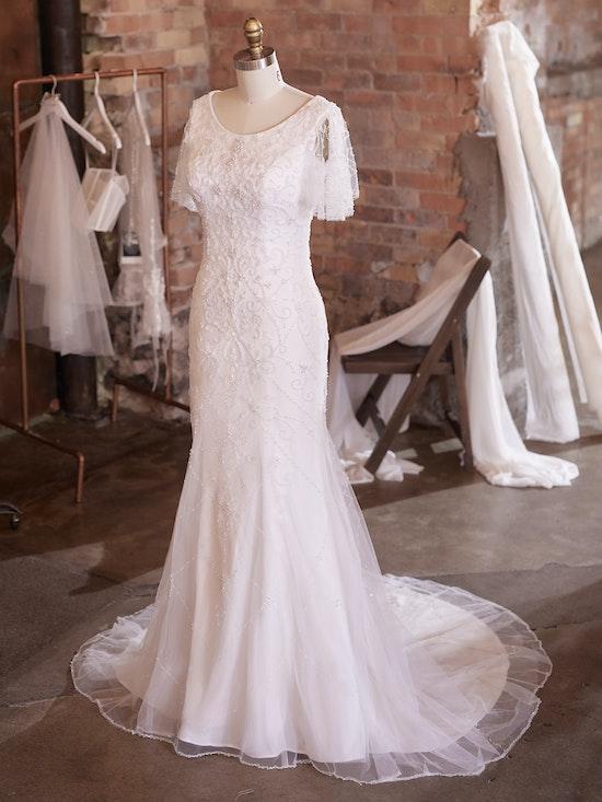 Maggie Sottero Wedding Dress Garnett 21MT858A01 Alt100