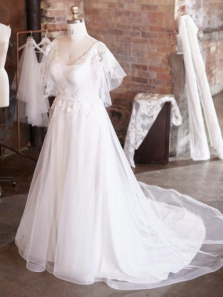 Maggie Sottero Wedding Dress Hunterlynn JKA21MS870 Alt101