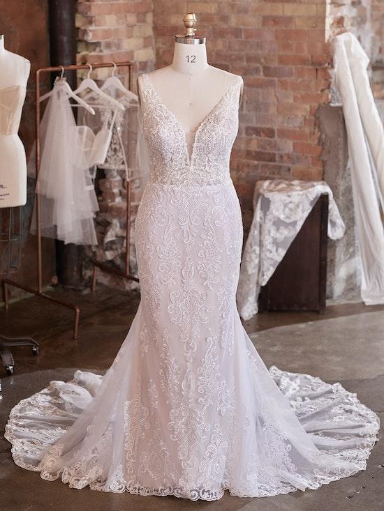 Maggie Sottero Wedding Dress January 21MS754A01 Alt100