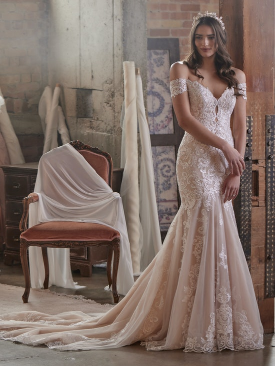 Maggie Sottero Wedding Dress Keeva 21MS788A01 Alt050