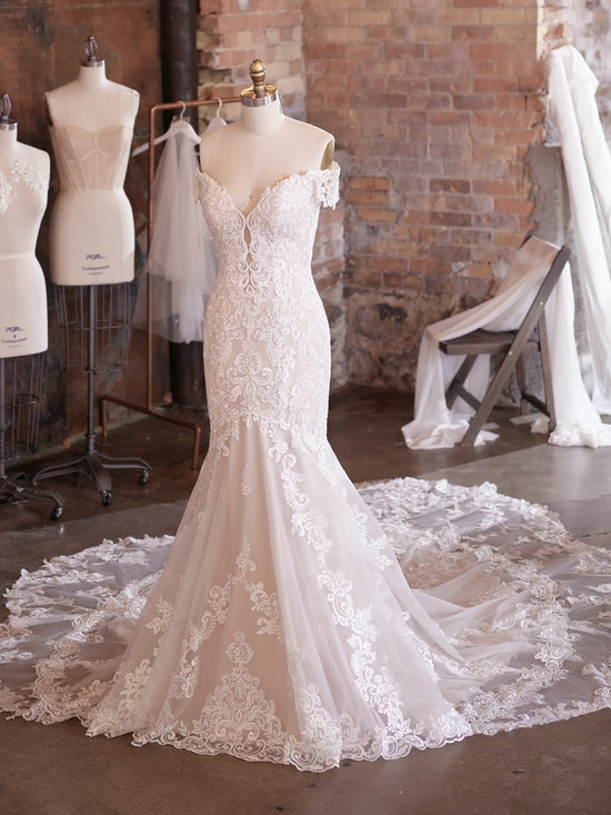 Maggie Sottero Wedding Dress Keeva 21MS788A01 Alt100