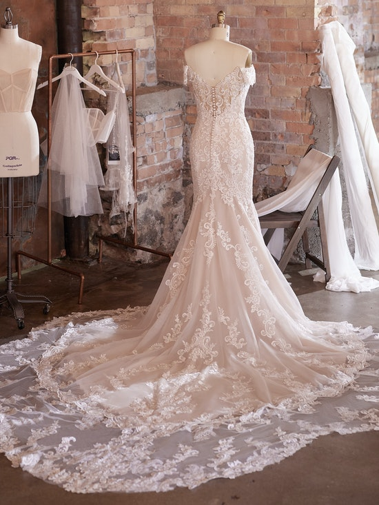 Maggie Sottero Wedding Dress Keeva 21MS788A01 Alt103