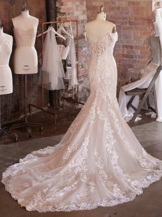 Maggie Sottero Wedding Dress Keeva 21MS788A01 Alt104