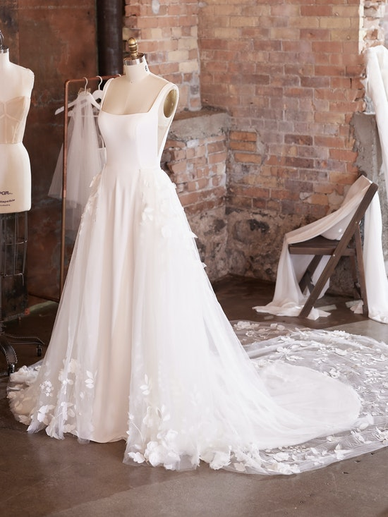 Maggie Sottero Wedding Dress Lavinia DT021MC850 Alt101