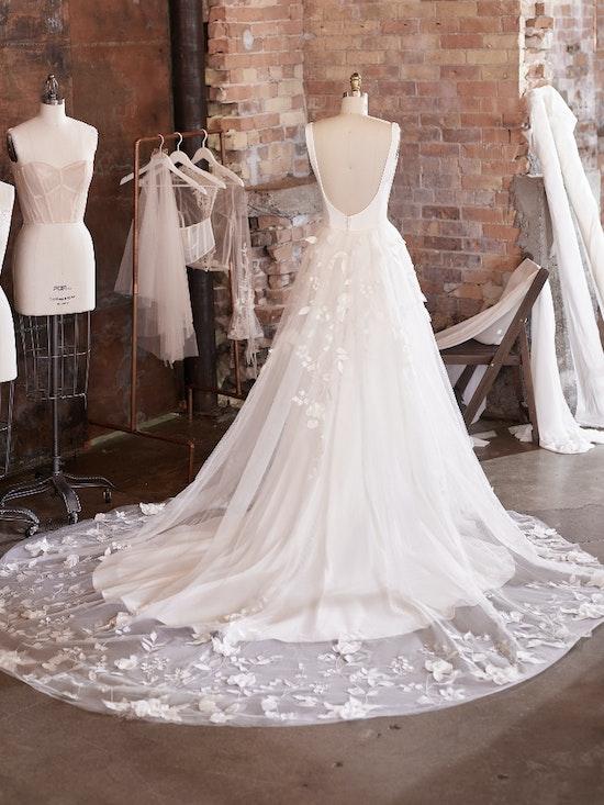 Maggie Sottero Wedding Dress Lavinia DT021MC850 Alt103