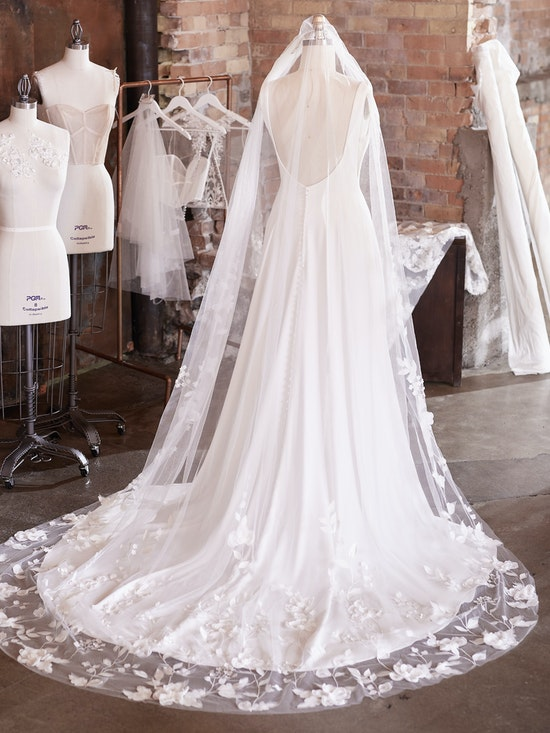 Maggie Sottero Wedding Dress Lavinia VLA21MC850 Alt103