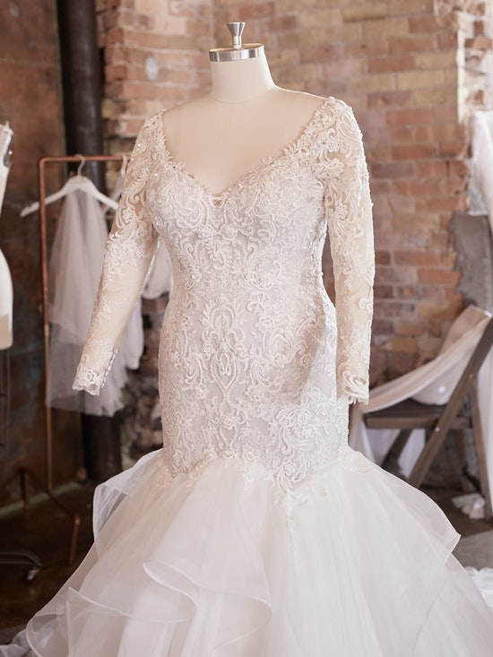 Maggie Sottero Wedding Dress Lunaria 21MC817A01 Alt102