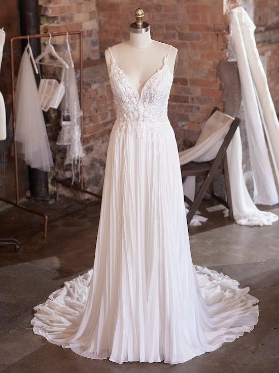 Maggie Sottero Wedding Dress Margery 21MT771A01 Alt100