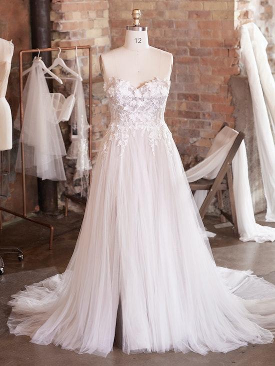 Maggie Sottero Wedding Dress Mirra 21MN810A01 Alt100