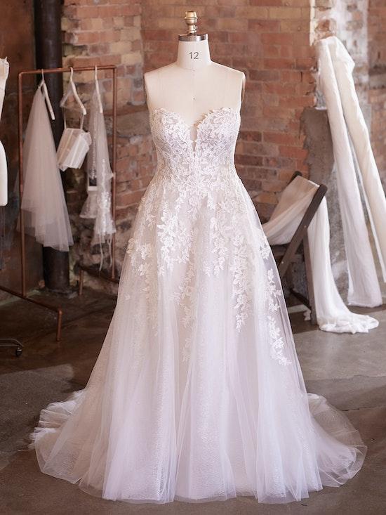 Maggie Sottero Wedding Dress Nora 21MS796A01 Alt100