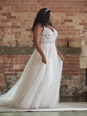 Maggie Sottero Wedding Dress Ohara 21MS813A01 Alt050