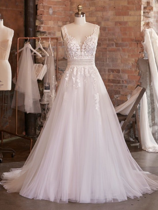 Maggie Sottero Wedding Dress Ohara 21MS813A01 Alt100