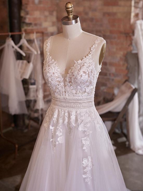 Maggie Sottero Wedding Dress Ohara 21MS813A01 Alt101