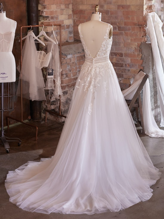 Maggie Sottero Wedding Dress Ohara 21MS813A01 Alt103