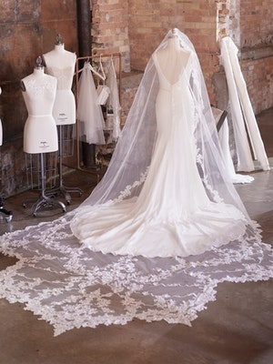 Maggie Sottero Wedding Dress Sabina 21MW841 Alt100