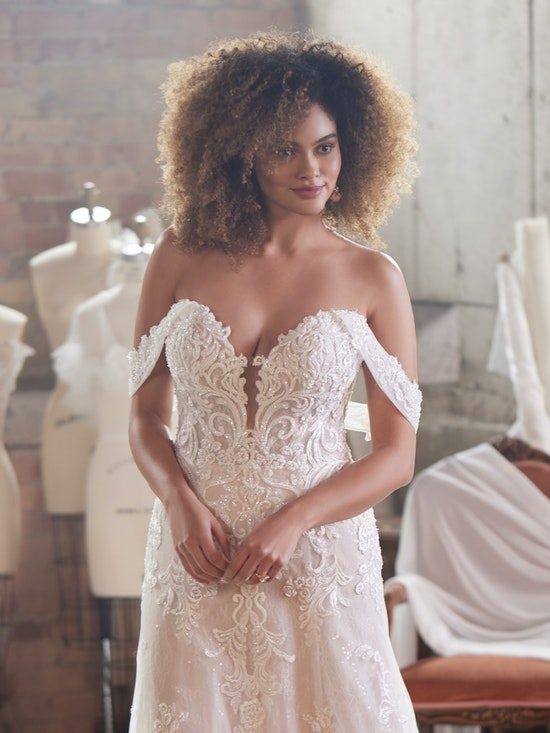 Maggie Sottero Wedding Dress Sedona 21MS807A01 Alt050