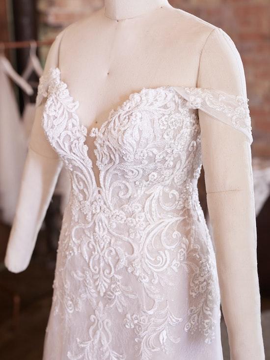 Maggie Sottero Wedding Dress Sedona 21MS807A01 Alt103