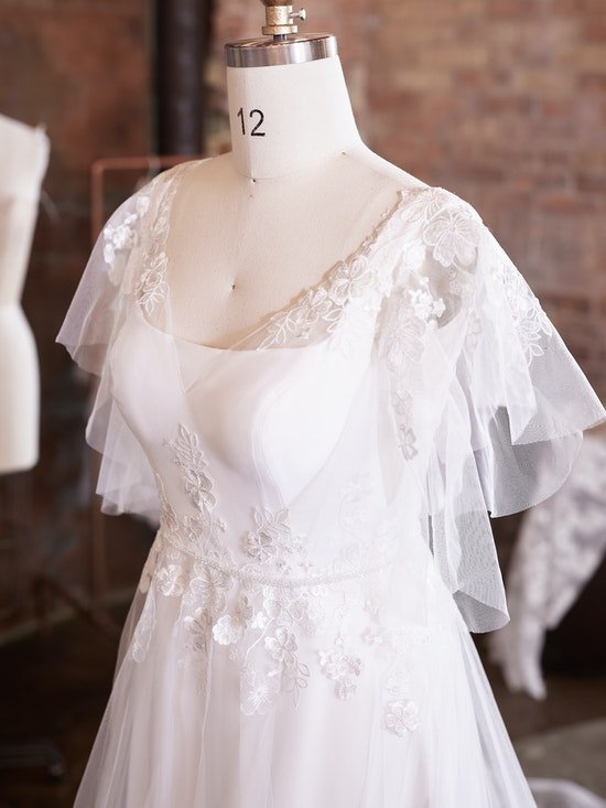 Maggie Sottero Wedding Dress Sondra 21MW801A01 Alt107