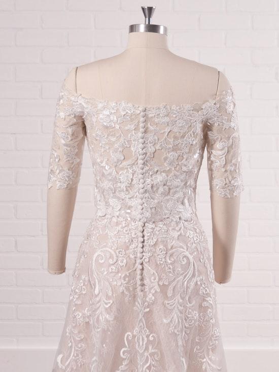 Maggie Sottero Wedding Dress Stevie JK021MS807000 Alt2