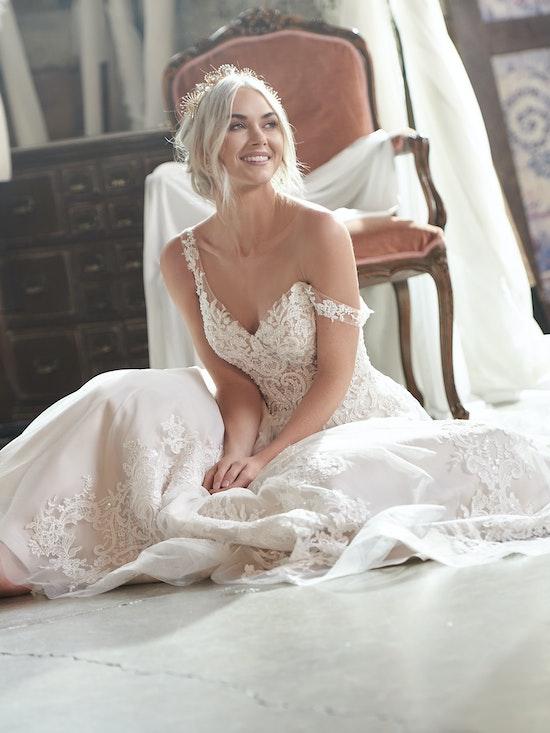 Maggie Sottero Wedding Dress Tiffany 21MS753A01 Alt050