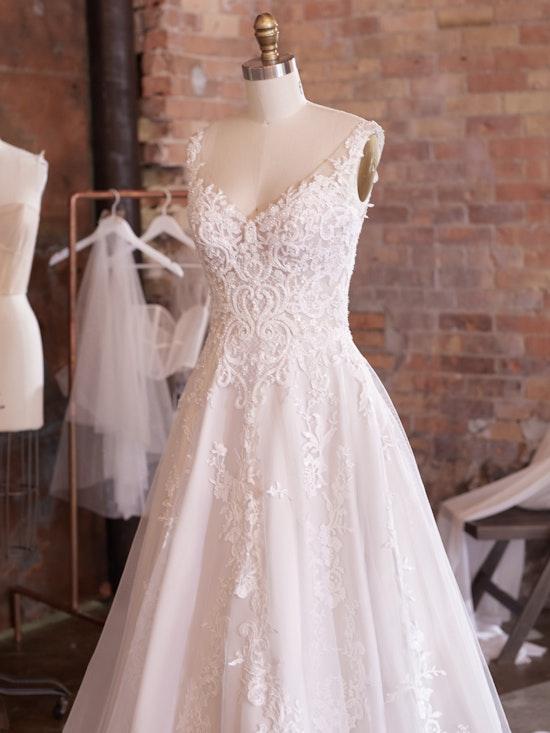Maggie Sottero Wedding Dress Tiffany 21MS753A01 Alt100